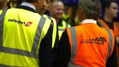 Licenties van afhandelaars Aviapartner en Swissport op Zaventem met 7 jaar verlengd