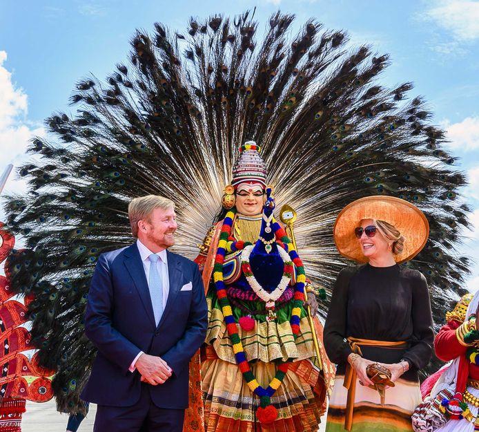Koning Willem-Alexander en koningin Maxima brengen een vijfdaags bezoek aan India.