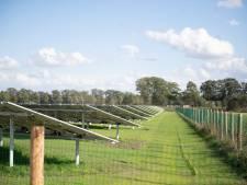 Raad Losser wil zonnepark, nu de burger nog