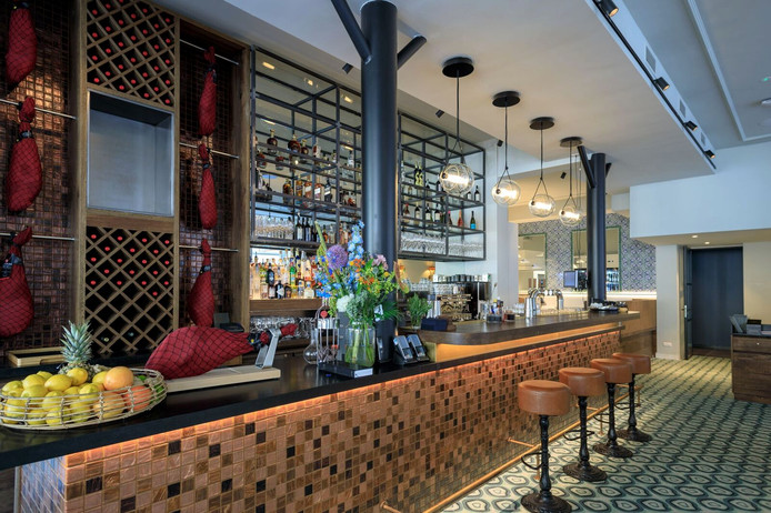 Restaurant Tapisco aan Kneuterdijk