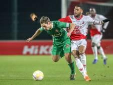 FC Dordrecht keert hard terug op aarde