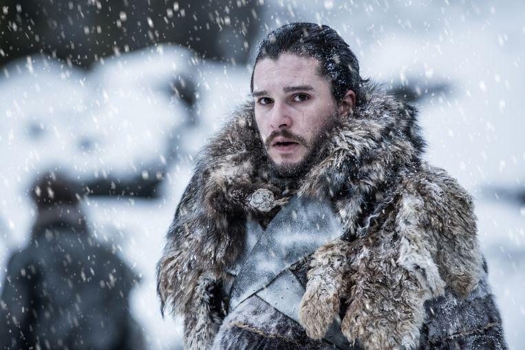 Jon Snow, vertolkt door Kit Harrington.
