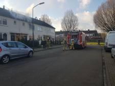 Veel rook bij binnenbrand in woning aan Prins Constantijnstraat in Terborg