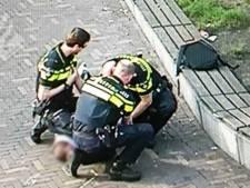 Politie overmeestert dronken man die met mes zwaait in Veenendaal