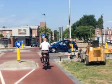 Auto's welkom op stukje F35 in Hengelo