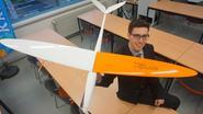 19-jarige student breekt wereldrecord met drone
