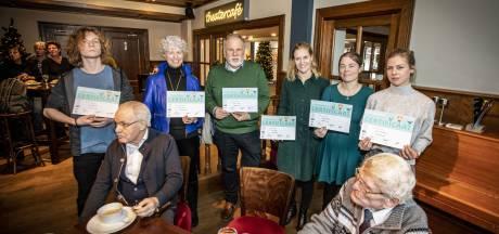 Zeven kwiekmakers maken ouderen in Oldenzaal vrolijker en actiever