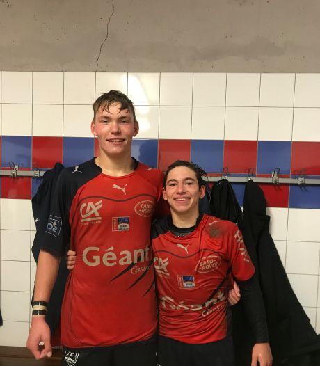 Bredase rugbyers gaan hun geluk beproeven in Frankrijk: 'Ideale kans'