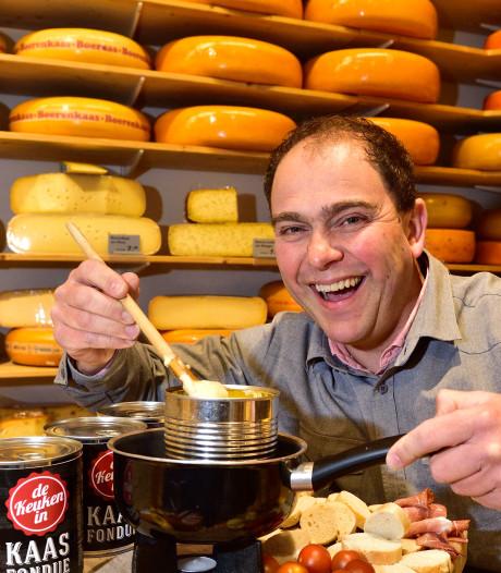 Kant-en-klare Hollandse kaasfondue moet Zwitserse variant van troon stoten