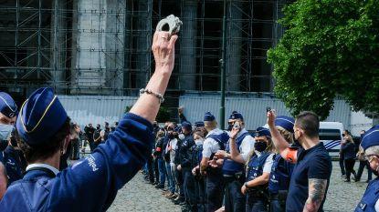 """Politie voert actie tegen verwijten van racisme en geweld: """"Stop met die politiebashing"""""""
