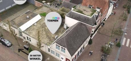 Toemen Modelbouw ziet in Oisterwijk af van het Insaidpand en trekt in het ABN AMRO-pand