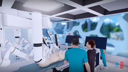Melle centrum van robotchirurgie