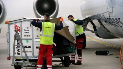 """Personeelsvergadering Swissport morgen verboden: """"Degoutant"""""""