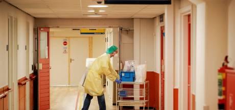 Met meer dan 30 coronapatiënten is het in Utrechtse ziekenhuizen 'nog rustig': 'Aantal patiënten loopt op'