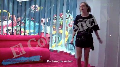 Spaanse 'Big Brother' zag alles, maar deed niets