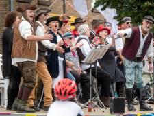 Verhuizing muziekfeest in Bemmel naar Kinkelplein pakt goed uit