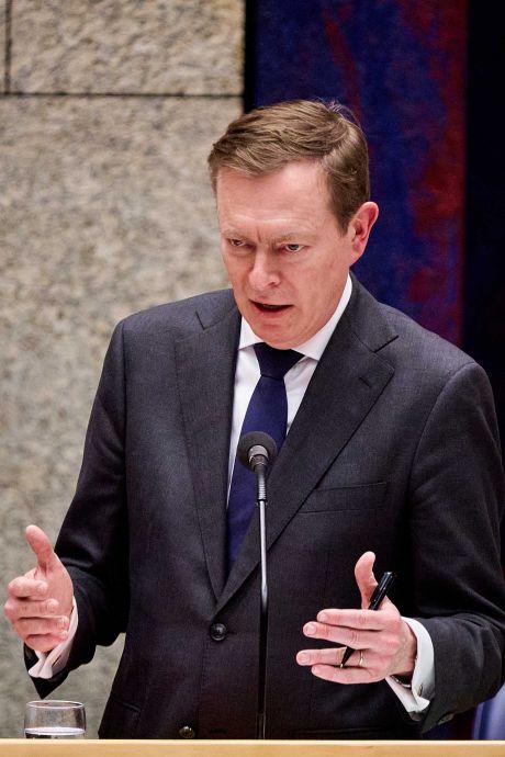Oud-minister Bruno Bruins vervangt zieke HTM-directeur Jaap Bierman