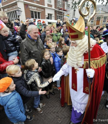 Sinterklaasintochten in Noordoost-Twente