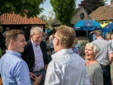 Afscheidsfeestje: Harrie Verkampen is  écht weg uit politiek Gemert-Bakel