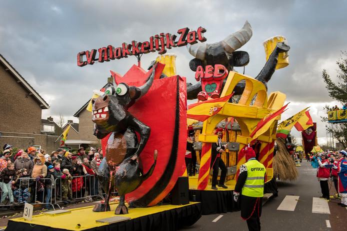 CV Makkelijk Zat - Diederick's Fiesta
