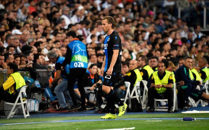 Exclusion, but égalisateur dans la foulée et suspendu contre le PSG: triple sanction pour Ruud Vormer.