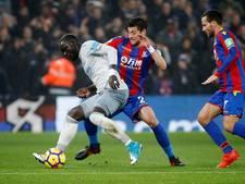 Niasse als eerste Premier League-speler aangeklaagd voor schwalbe
