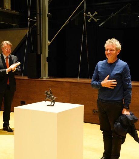 Provinciale onderscheiding 'Hertog Jan' voor Rijksbouwmeester Floris Alkemade uit Sint-Oedenrode