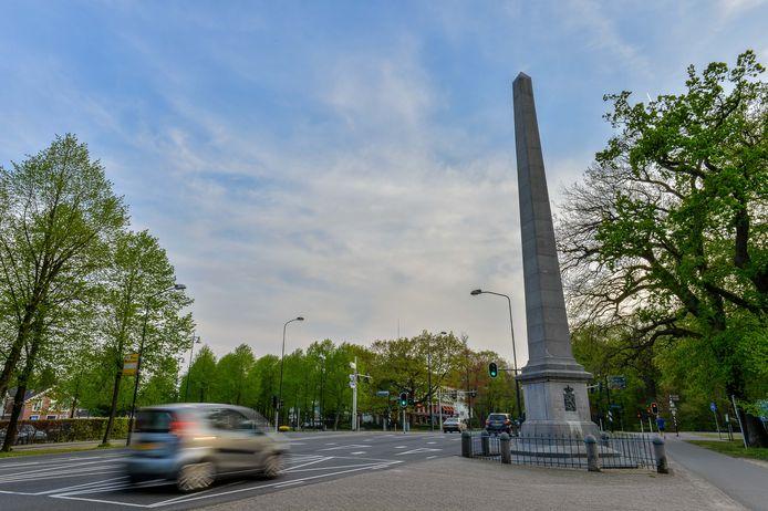 De Naald aan de Zwolseweg in Apeldoorn.