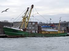Te grote kotter voor op nieuwe visserijmuseum Breskens vertrekt