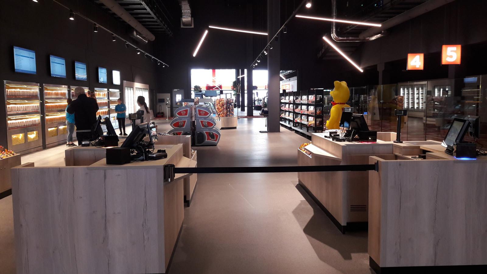 Euroscoop cinema opent deuren in schiedam foto for Bios rotterdam