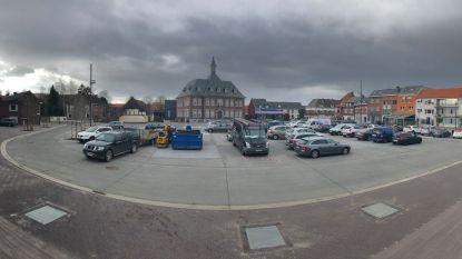 Vrijthof Eisden-Dorp klaar voor heropening, maar marktkramers willen niet terug