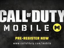 Activision brengt mobiele Call of Duty-game uit