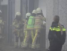 Brandweer en politie rollen samen hennepkwekerij op in Steenwijk