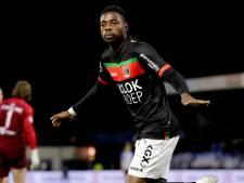 Snelheid Anthony Musaba is een wapen voor NEC