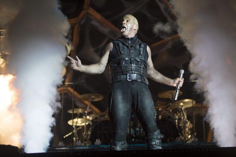Goed nieuws voor fans van de Duitse band Rammstein.