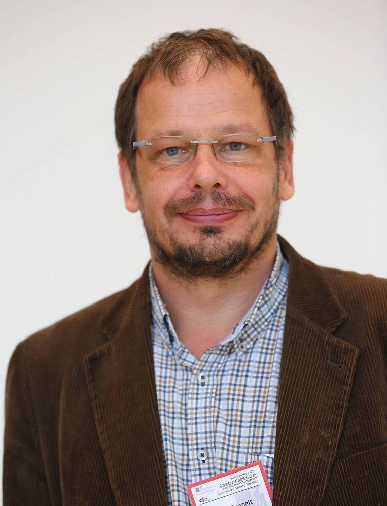 De Duitse onderzoeksjournalist Hajo Seppelt. Beeld imago/Zink