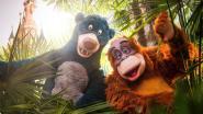 Lion King & Jungle Book in Disneyland Parijs