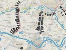 Ongeluk met meerdere auto's op A50 bij Ewijk: weg is weer vrij