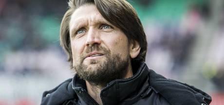 Hyballa voor de derde keer ontslagen als hoofdtrainer