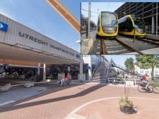 Aanpassen spoorviaduct Uithoflijn duurt bijna een half jaar. Mogelijk overlast voor omwonenden