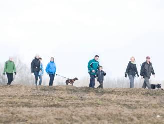 Hanske De Krijger Oudenaarde gelast wandeltochten van 11 november en tweede kerstdag af