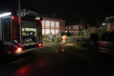 Harde windstoten in West-Brabant: brandweer rukt uit voor schademeldingen