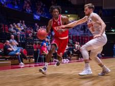 Heroes Den Bosch verliest eerste wedstrijd in meer dan zes maanden tijd in De Maaspoort