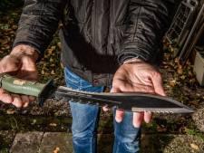Voortaan dwangsom van 2500 euro voor ouders van jonge messenbezitters uit Rotterdam