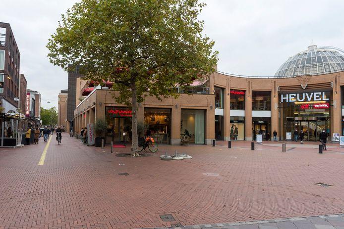 Winkelcentrum Heuvel in Eindhoven