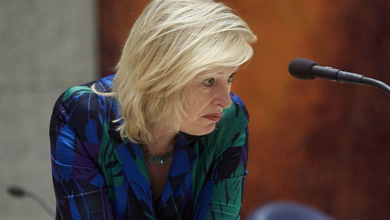 Minister Jet Bussemaker van Onderwijs. Beeld ANP