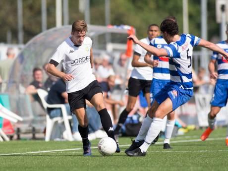 ASWH debuteert in de tweede divisie met verdienstelijk gelijkspel