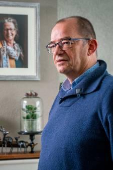 Piet Vat pakt de draad weer op na het overlijden van zijn vrouw Lena