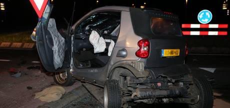 Automobilist gewond bij ongeval in Velddriel
