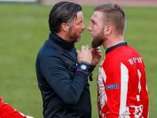 Scheids schopt speler Steenwijk: 'Ik ben ook maar gewoon een jongen van de straat'
